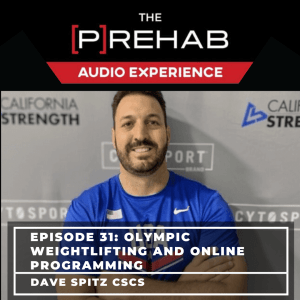 olympic weightlifting online programming podcast how to perform rep max strength training programs the prehab guys