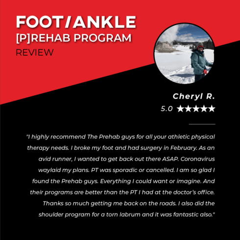 TPG Testimonies - Foot_Ankle - Cheryl R