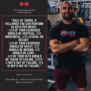 Talking glutes with bret contreras the prehab guys