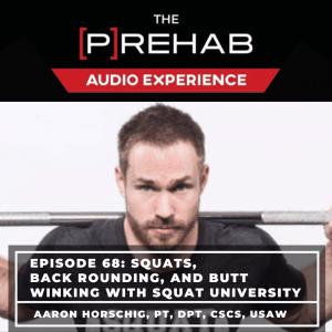 squats butt winking back rounding squat university the prehab guys