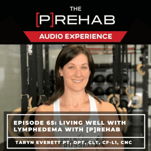 Living Well With Lymphedema With [P]Rehab - Image