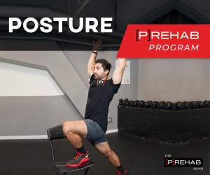 posture program the prehab guys