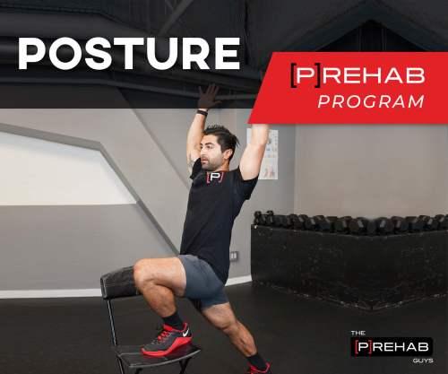 posture program the prehab guys