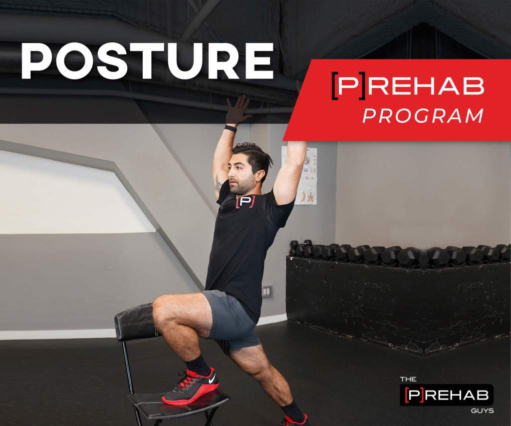posture program prehab guys