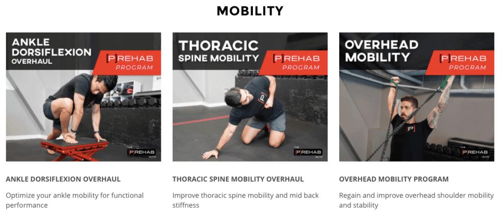 intro to frc mobility programs the prehab guys