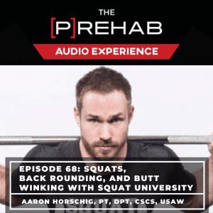 squat university prehab guys learn how to pistol squat