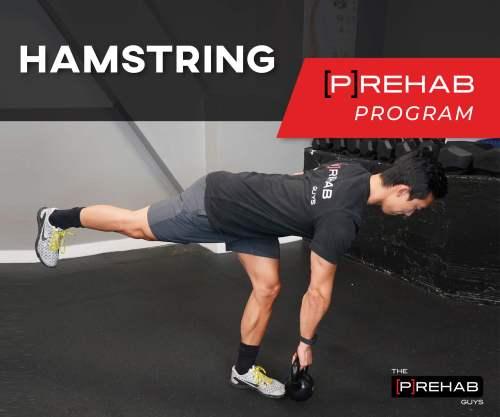 hamstring program the prehab guys