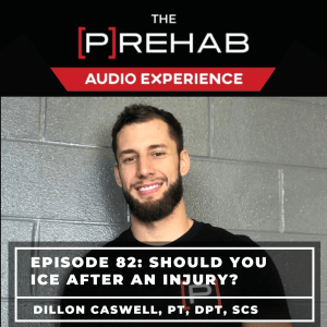 truth about icing injuries prehab audio experience the prehab guys