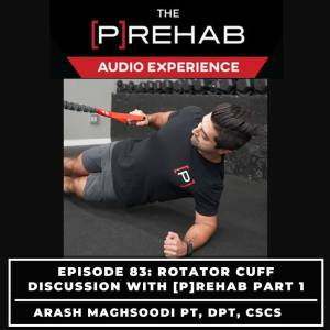 Rotator Cuff Discussion with [P]Rehab Part 1 - Image