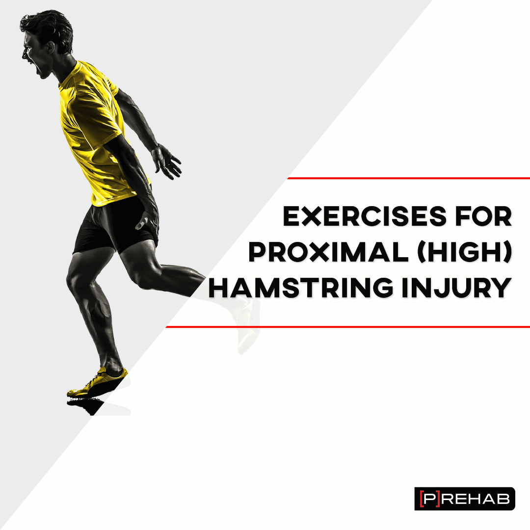 exercises for proximal hamstring injury the prehab guys