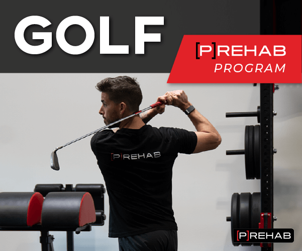 GOLF [P]REHAB PROGRAM