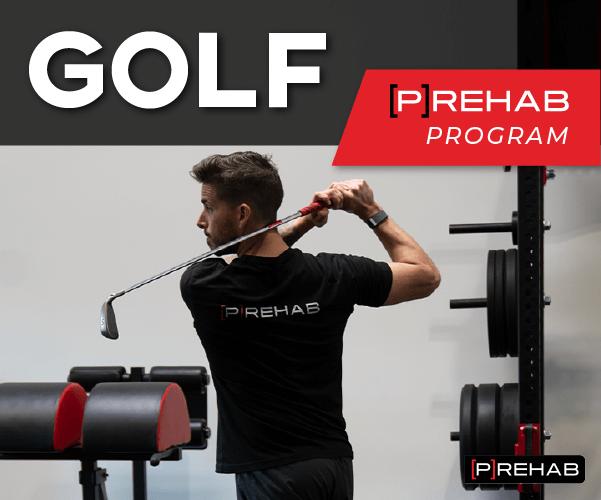 golf prehab program the prehab guys