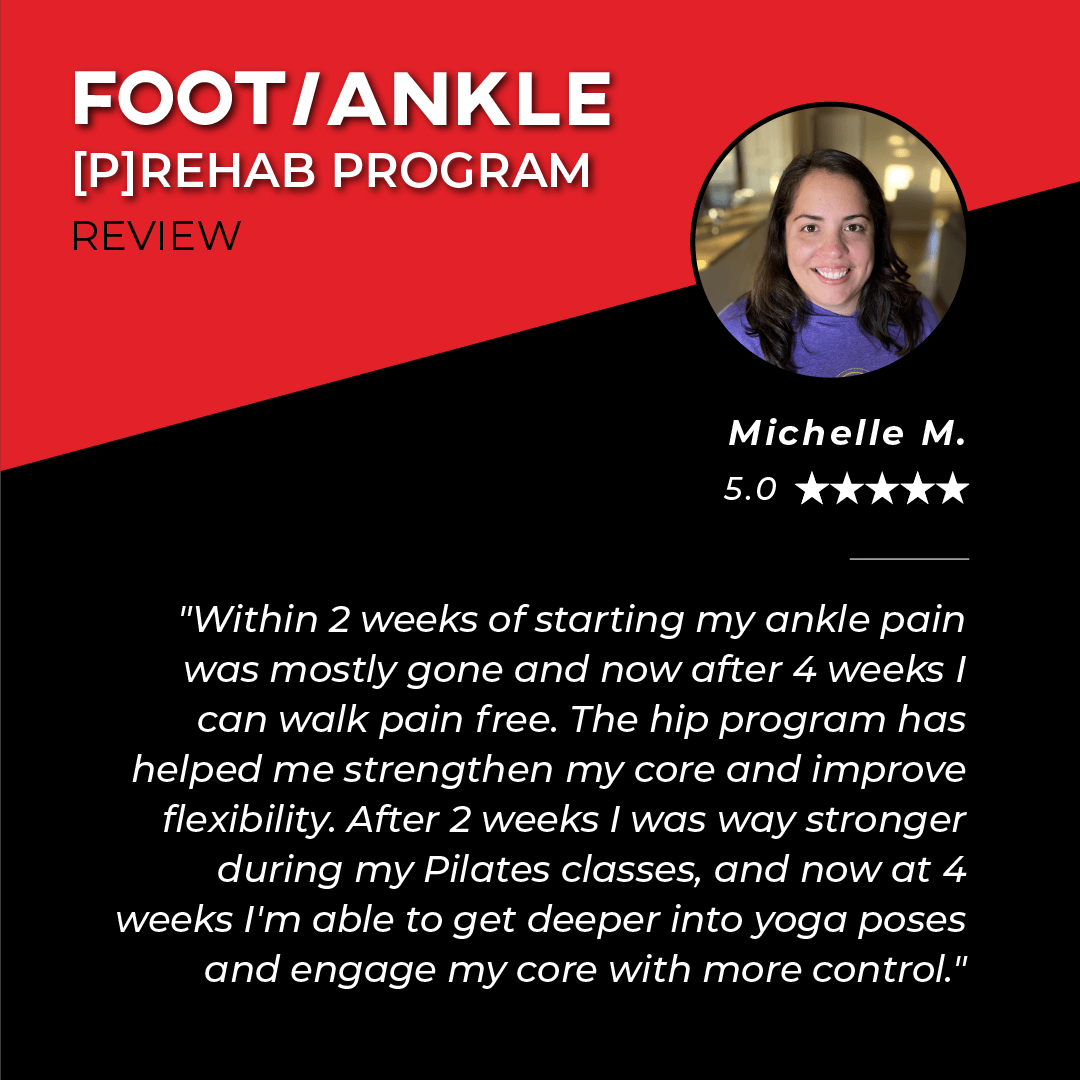 TPG Testimonies - Foot_Ankle - Michelle M