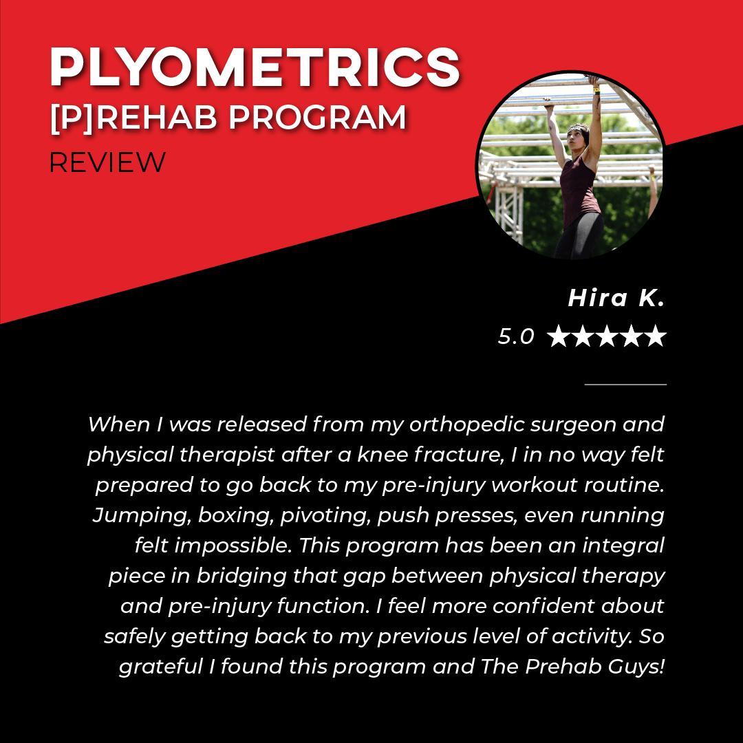 TPG Testimonies - Plyometrics - Hira K