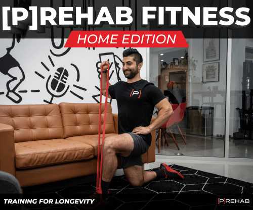 prehab fitness home edition bodyweight chair exercises