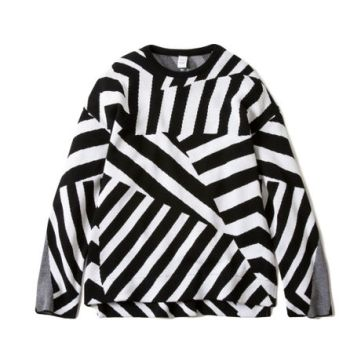 MAGIC STICK SS17 Luxe Crew Knit