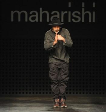 maharishi Founder Hardy Blechman