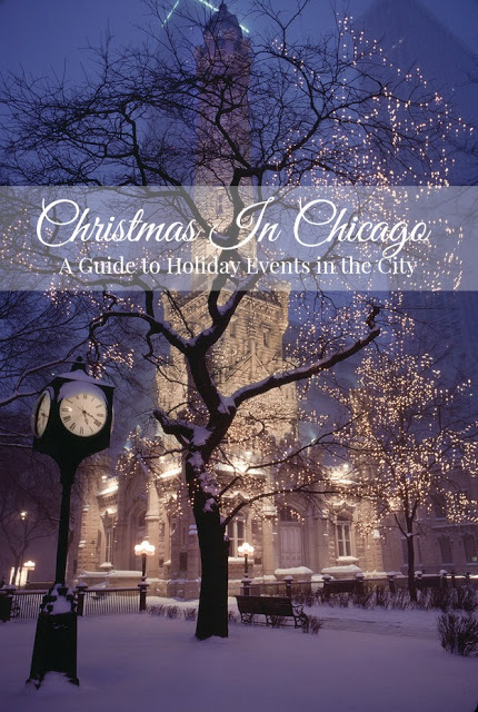 Chicago German Christmas Market.Chicago Holiday Season Bucket List A Guide To Chicago