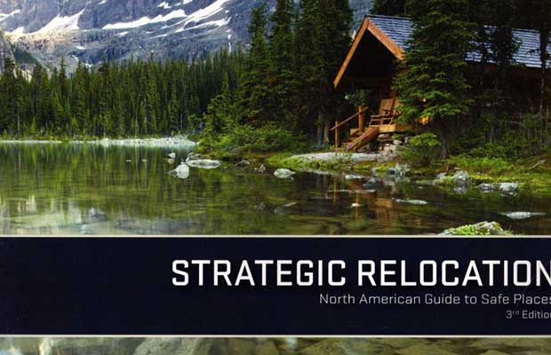 Our latest featured video is once again from Wranglerstar. In this video he reviews Joel Skousen's book, Strategic Relocation - North American Guide to Safe Places. We also reviewed this book on the Prepper Journal in an older post if you want to check that out as well. Mr Skousen has created a guide for anyone looking to relocate anywhere in the US. For each state he gives thoroughly researched information on various factors so that you can make the right choice on where to move for your family.