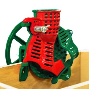 Plan on growing a lot of corn? Do you have a sheller?