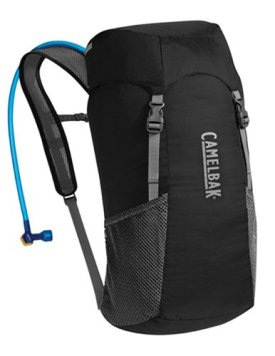 CamelBak Arete 18 Hydration Pack - Day pack for carrying essential gear plus water bladder