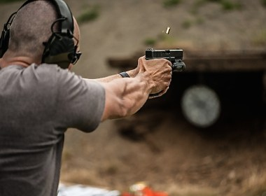 The subjects that should be included in your tactical training are defensive shooting both left and right-handed, drawing from concealed carry, using different fire positions and use of cover.