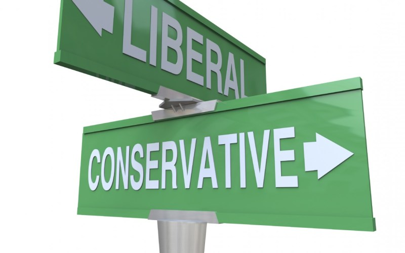 What are Liberal Preppers and are they any different from those who can't stomach the thought of describing themselves as anything left of Die Hard Conservative?
