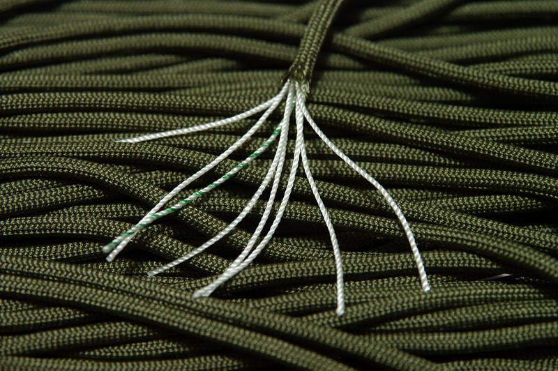 """NEVER! If there is one """"miracle"""" survival product it is paracord. It can handle so many jobs, it can be packed efficiently, it can be used, reused, re-purposed, reconfigured, and depended upon in almost any situation, it is the friend-zone of materials - always there, always ready, expects (and gets) nothing in return."""