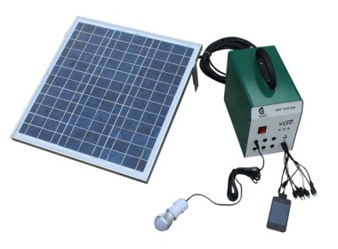 Portable Energy Storage Systems