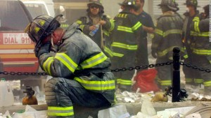 On yet another anniversary of 911, the 16th, the images from that day are still haunting and still heart breaking.
