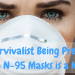 In uncertain times, many people are gathering the things they need in the event of an emergency. Food, water, and shelter are usually at the forefront of everyone's minds; however, other safety and precautionary equipment are often overlooked, like items to reduce the impact of chemicals threats and attacks. N95 masks, and chemical odor masks like the FAST-ACT VapourKlenz Face Mask, are just one of these things that are essential to have in an emergency pack.