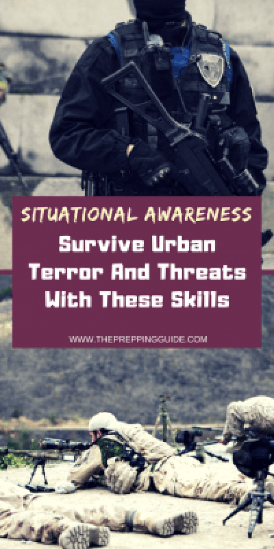 Situational Awareness: 6 Ways To Train Your Jason Bourne Mind
