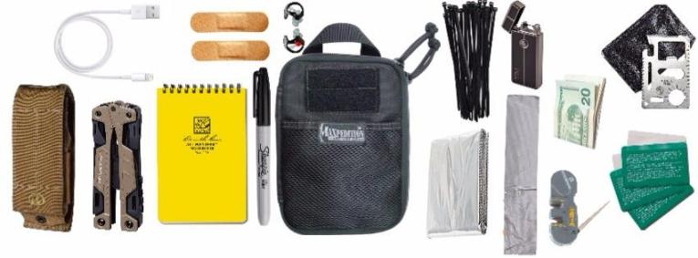 every day carry organiser