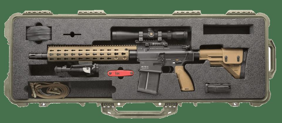 MR762A1 Long Rifle Package II.
