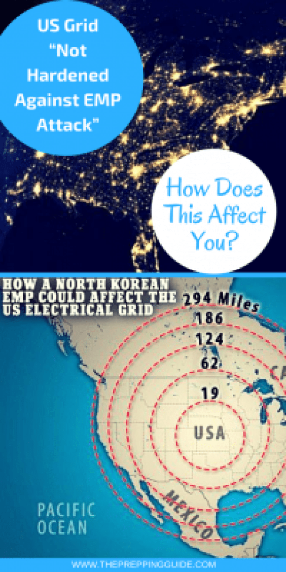 "US Grid ""Not Hardened Against EMP Attack"": How Does This Affect You?"