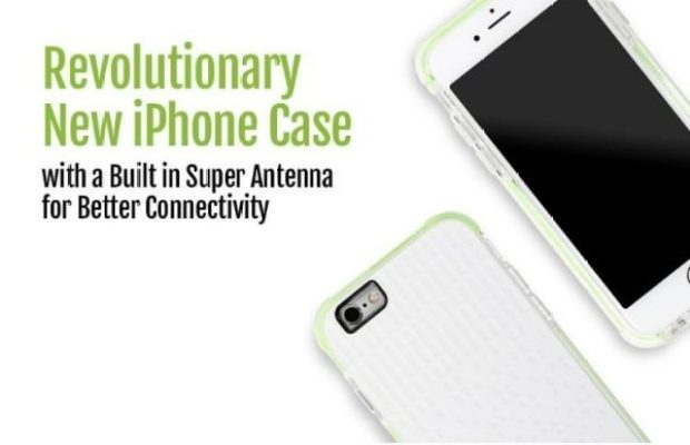 Firefly: The World's First Signal-Boosting Indestructible iPhone Case