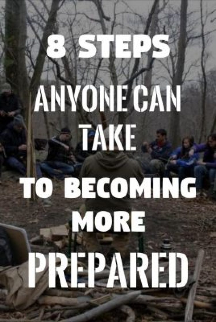 How to become a prepper in 8 ways