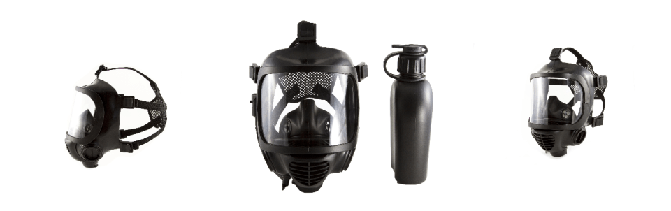 MIRA Safety CM-6M CBRN Gas Mask