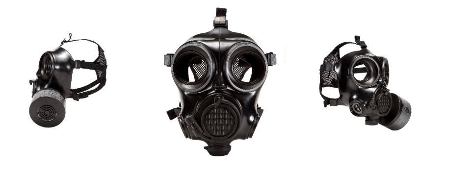 6 Military Grade CBRN Gas Masks for Ultimate Protection