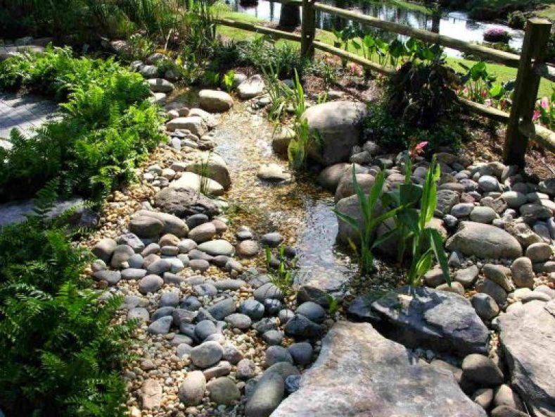 rainwater harvesting with earthworks