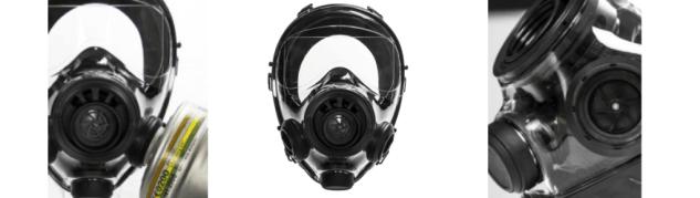 SGE 400/3 BB CBRN Gas Mask