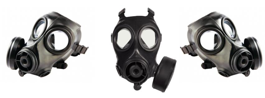 FM12 gas mask