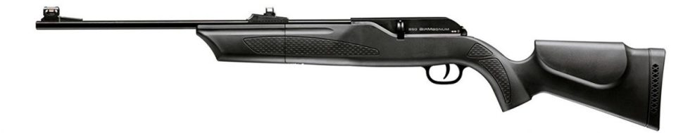 Hammerli 850 air rifle review