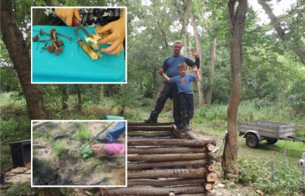 outdoor survival skills for kids
