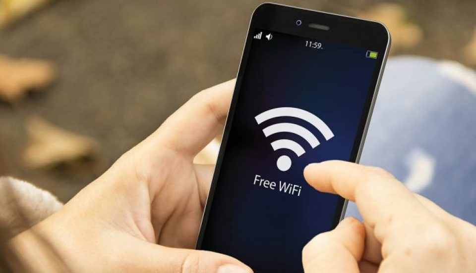 risk of using public wifi overseas