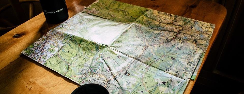 bushcraft navigation