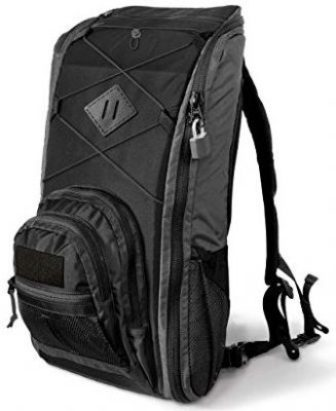 Copper Basin Takedown Firearm Backpack Discrete Takedown