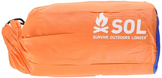 S.O.L. Survive Outdoors Longer 2-Person Emergency Bivvy