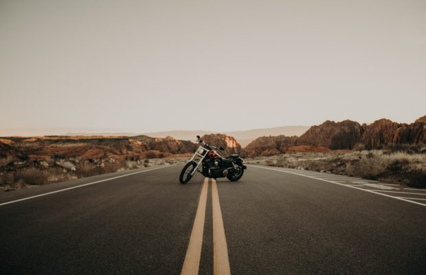 Why Motorcycles Are A Prepper's Best Friend
