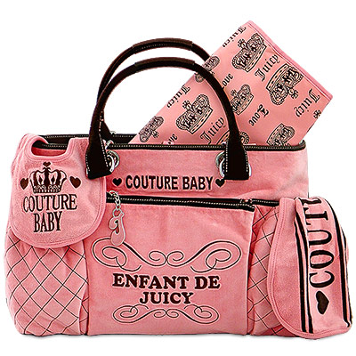 Juicy Couture Gift Basket Baby